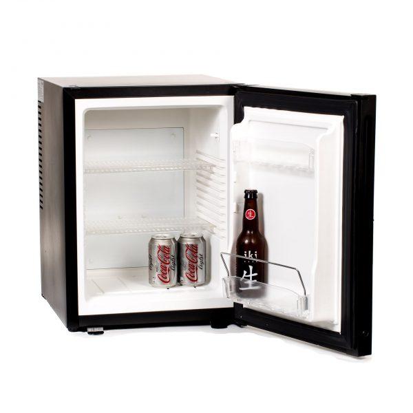 Minibar ecoline 42 binnenkant