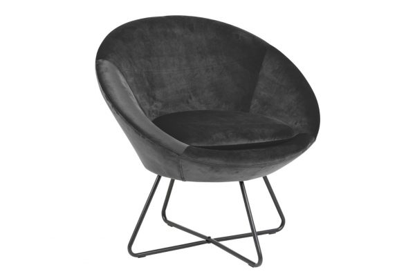 Center resting chair dark grey 28