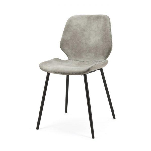 Chair Seashell-Grey