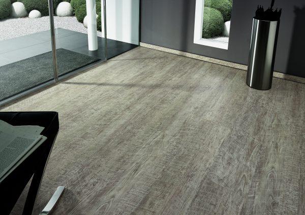 PVC vloer hotelkamers gangen