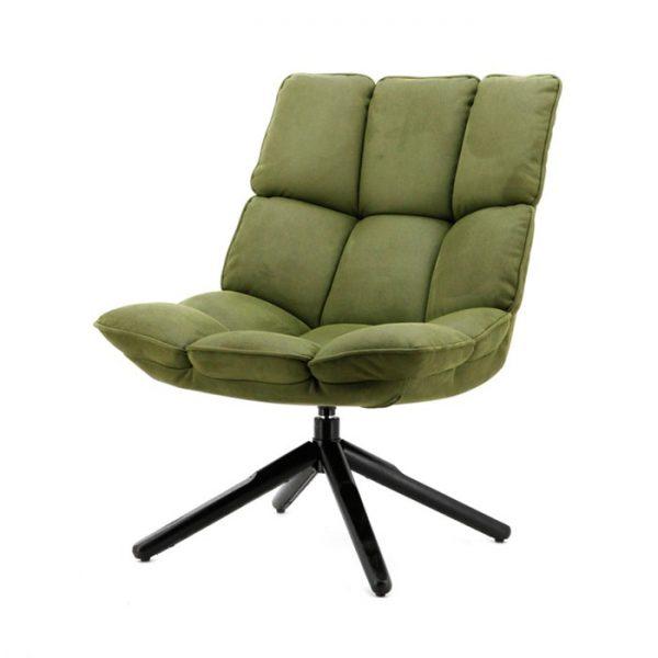 Fauteuil Daan groen touareg