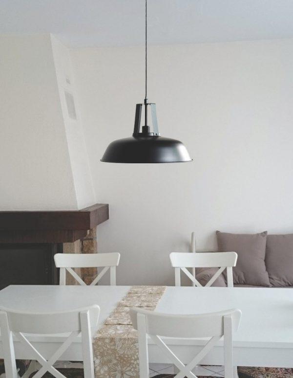 Hanglamp Nero zwart