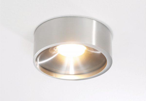 Plafondlamp Orlando Aluminium