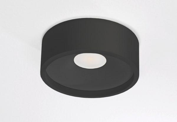 Plafondlamp Orlando Zwart