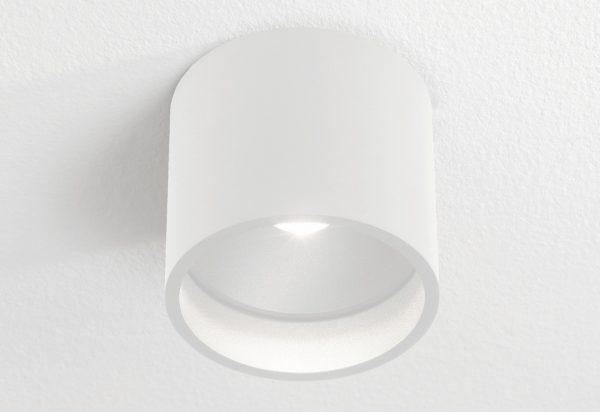 Plafondlamp Orleans wit