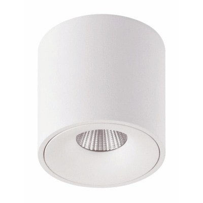Plafondlamp Lüden wit