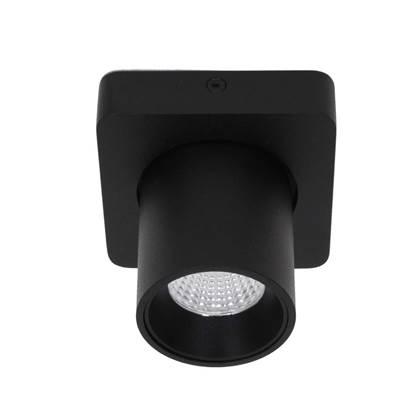 Plafondlamp laguna 1 zwart