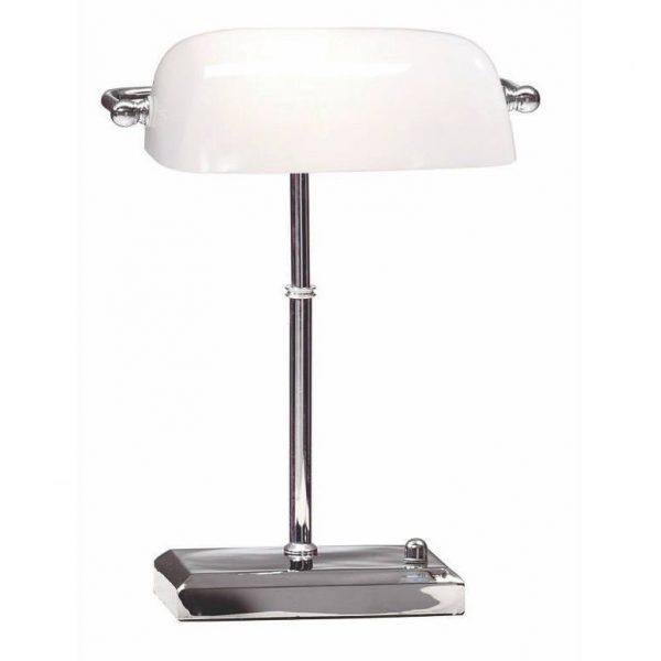 Tafellamp Blanker wit