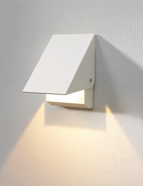 Wandlamp TOLEDO wit