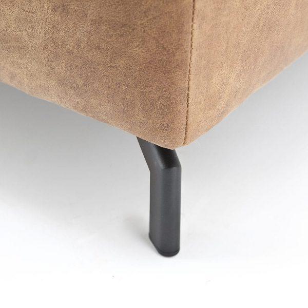 schuine poot metaal