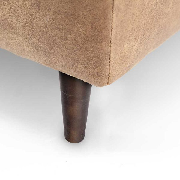 Siem houten poot