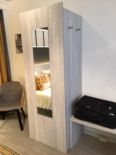 Kast garderobehaken kofferbank