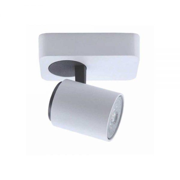 Plafondlamp Vivaro 1 wit
