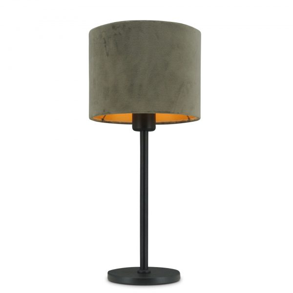 Tafellamp Sola zwart