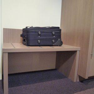 voorbeeld kofferbank
